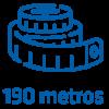 190metros