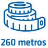 260metros